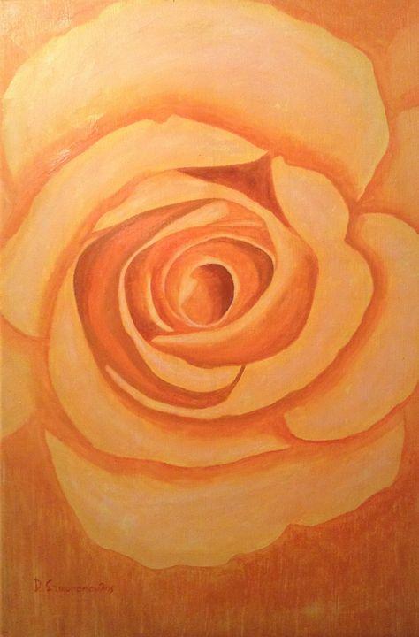 Τριανταφυλλο - Lusso Art