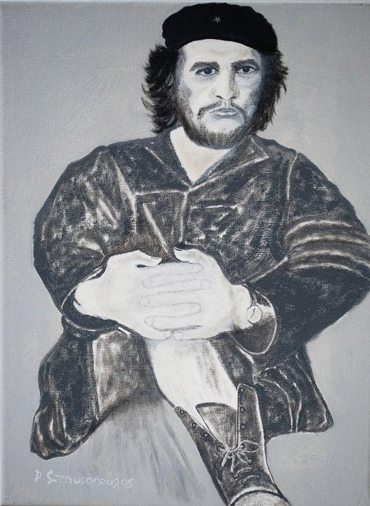 Τσέ Γκεβάρα - Lusso Art