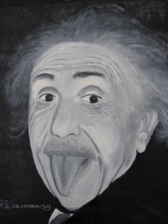 Αινστάιν - Lusso Art