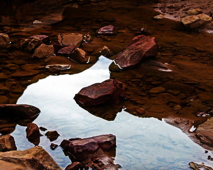 Reflections of Red Rock Part 1 - JAAPV
