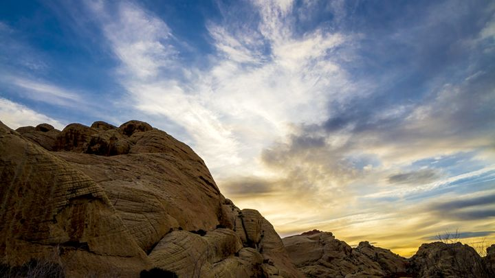 Sunrise at Red Rock - JAAPV