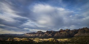 A Cloudy Day, Red Rock Canyon