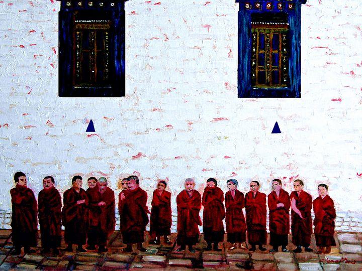 15 Monks - One Studio