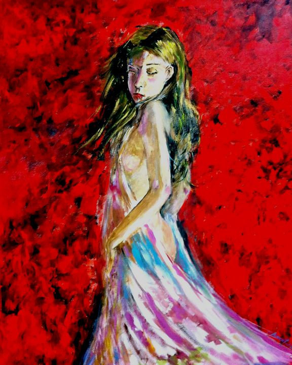 The Lady in Red - One Studio