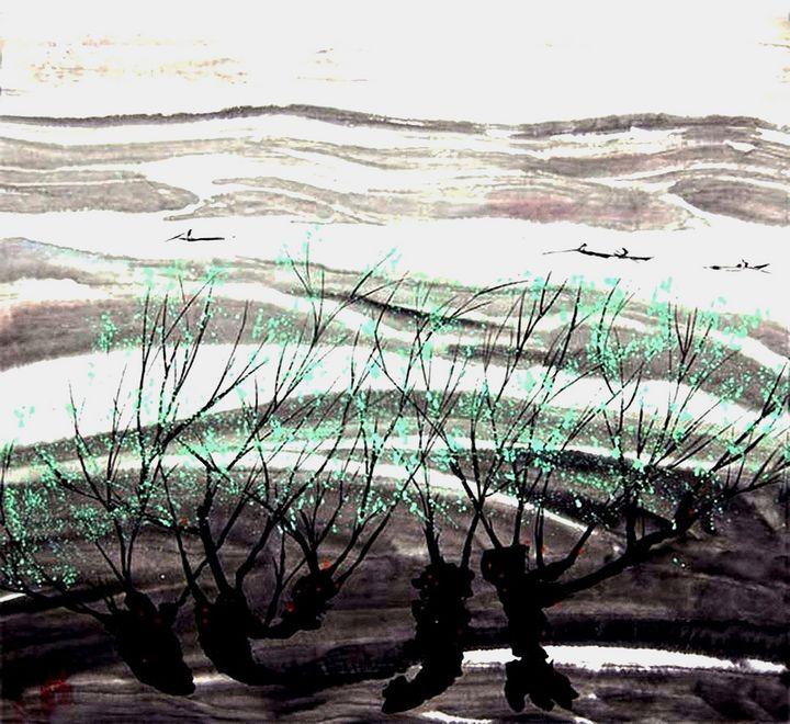 Spring Tree - One Studio