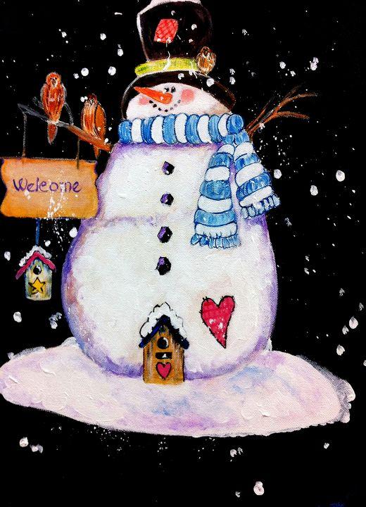The Snowman - One Studio