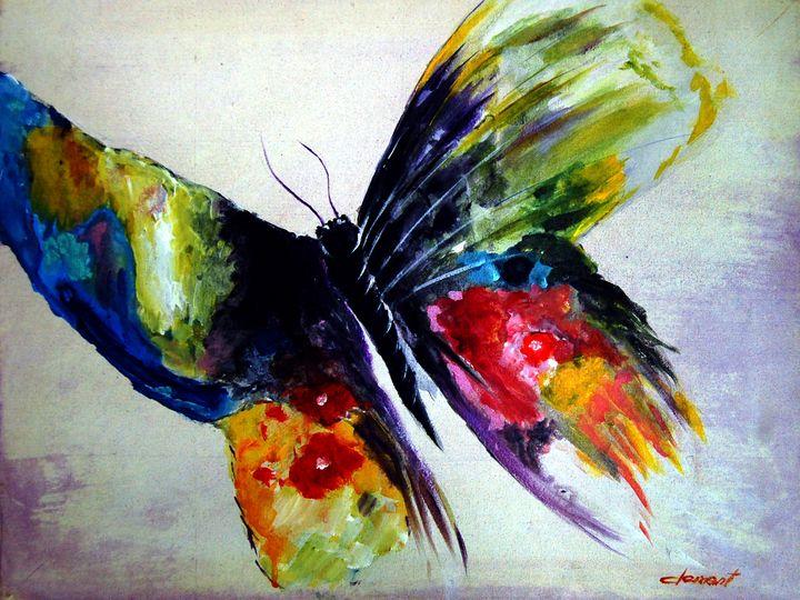 Happy Butterfly - One Studio