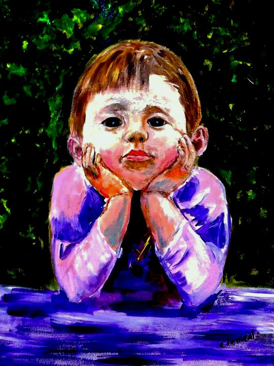 The Child is Waiting - One Studio