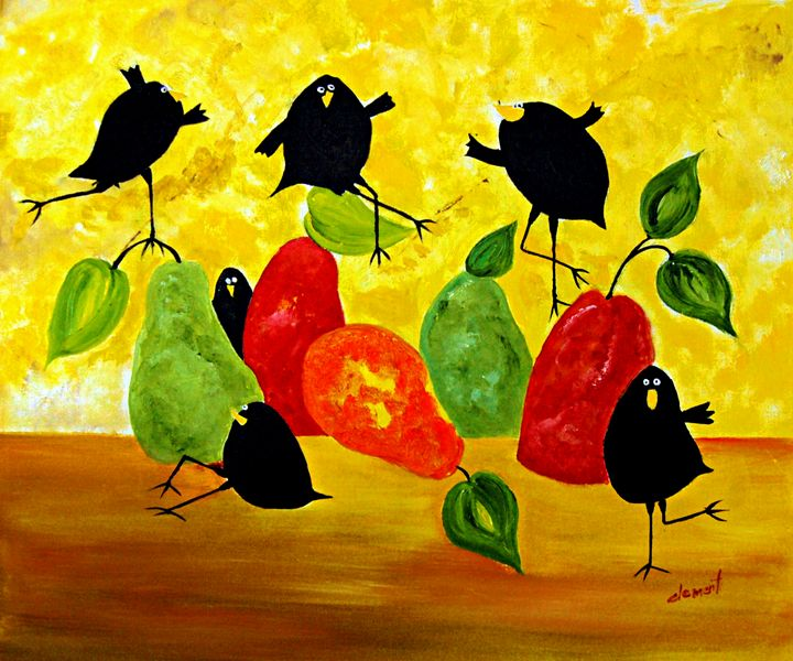 Crows and Pears - One Studio