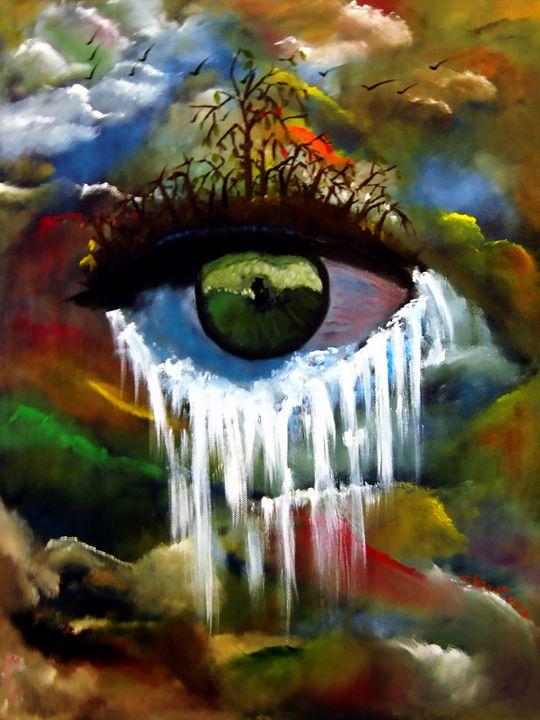 Tears and Waterfall - One Studio