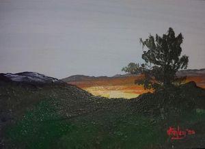 Nikole's Julian Sunset
