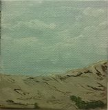 Original painting  miniature