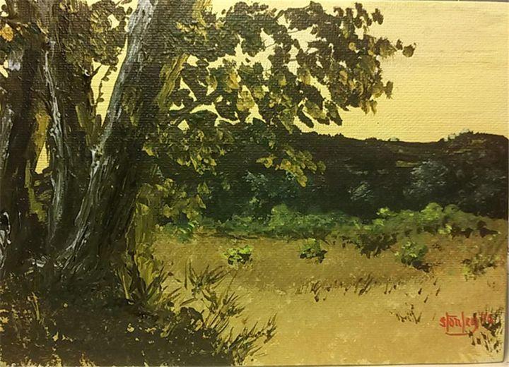 Julian, Ca. - Southwestern Paintings by David