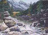 Southwestern Paintings by David