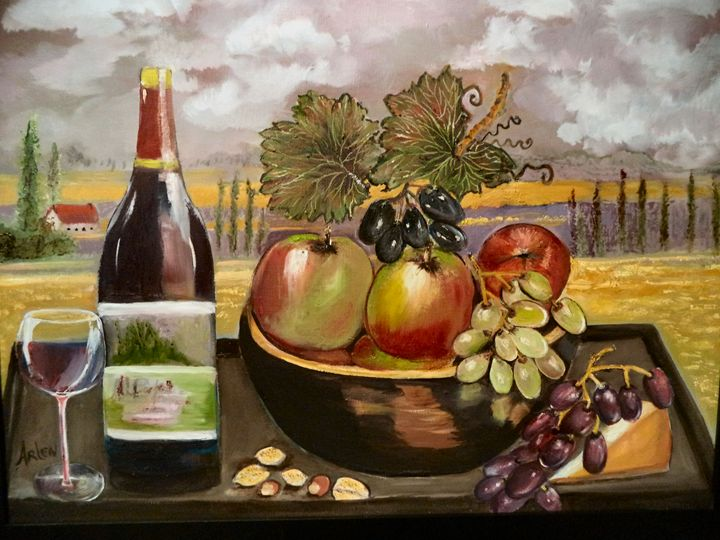 Afternoon Delight - Arlen's Art