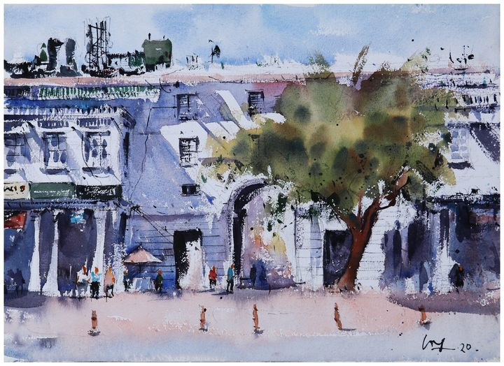 Connaught Place - Mexpa Arts