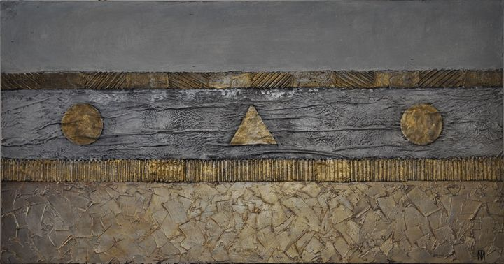 Materic - Michele Tafani pittore