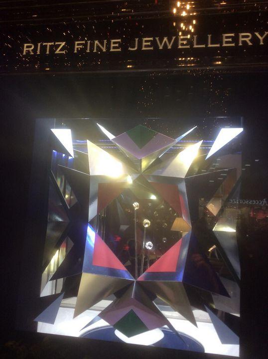 The Ritz - Glennis Cane