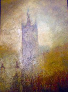Margate clocktower - Glennis Cane