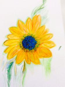 Summer flower.