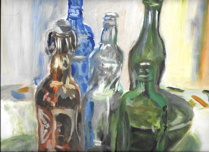 99 bottles - Maria's work