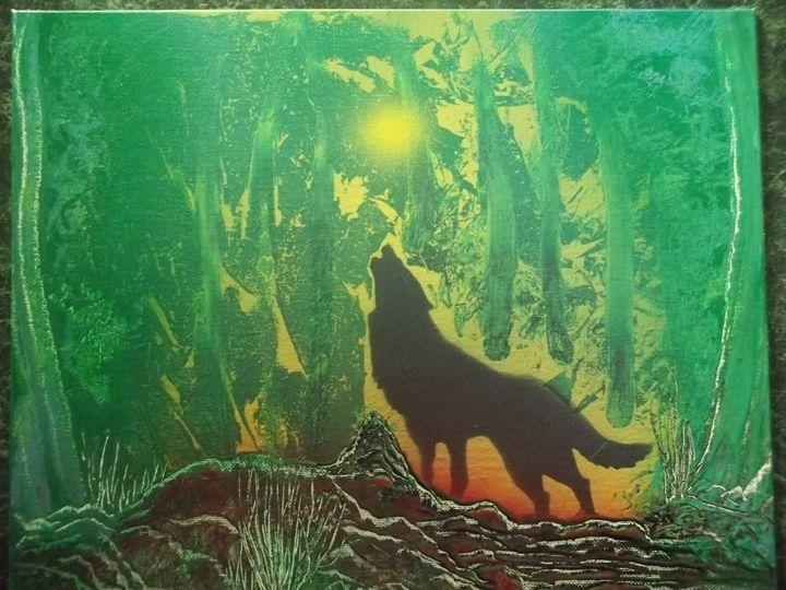 Wolf - Greg`s Gallery