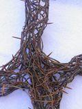 Tootpick Cross