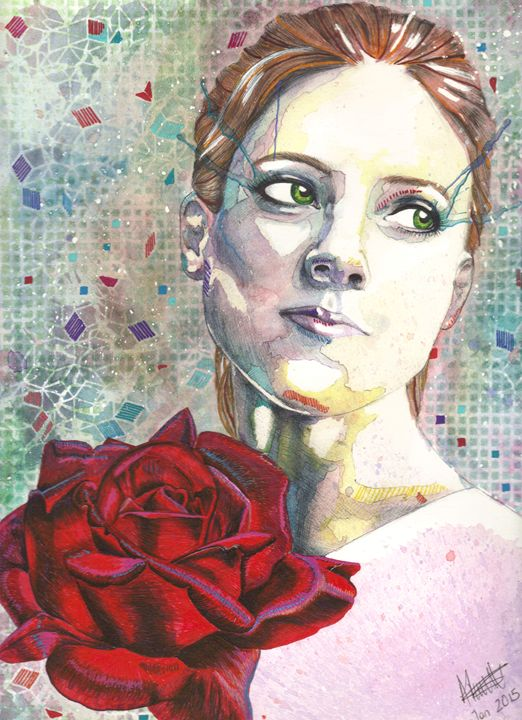 Rose - Amber Parnell