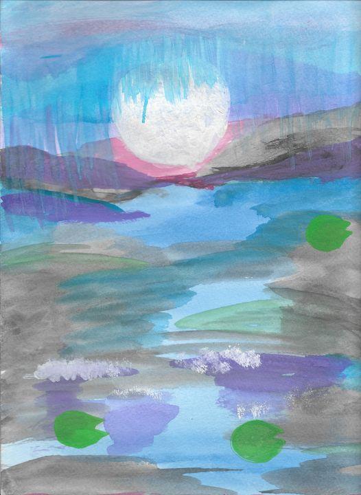 Mossy Night - Hailey Boyd