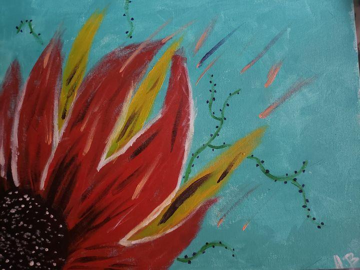 Fire Flower - Hailey Boyd