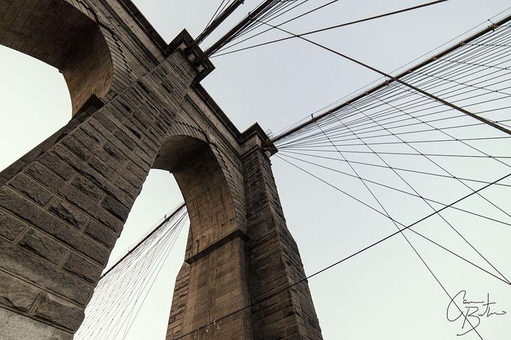Brooklyn Bridge - Cameron The Photographer