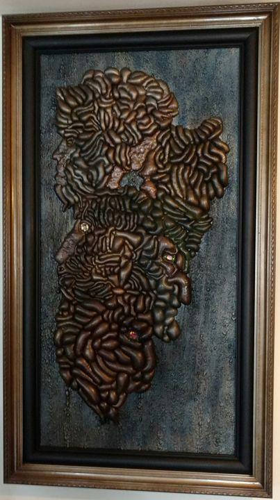 Evolution - Universe of art by chu
