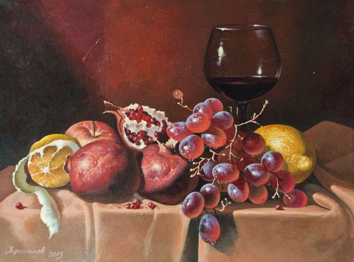 Wineglass - Oleg Khoroshilov