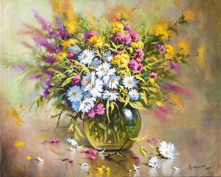 The wildflowers - Oleg Khoroshilov