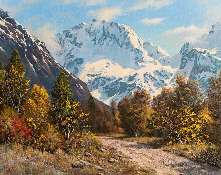 The Mount Ulla Tau - Oleg Khoroshilov