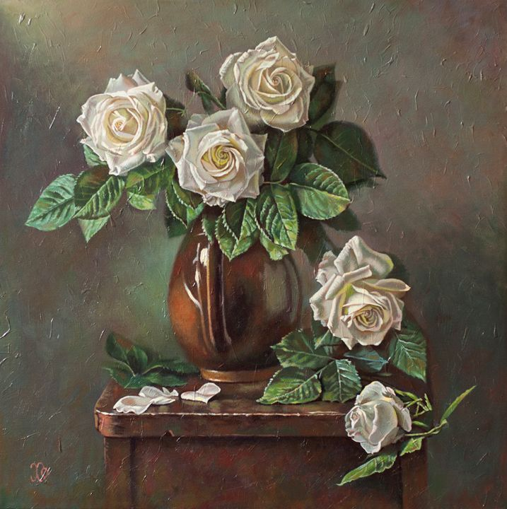 Roses - Oleg Khoroshilov