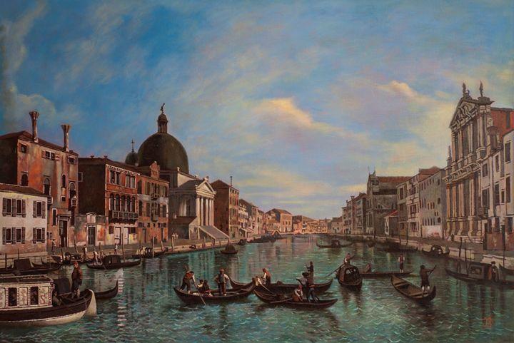 Venice - Oleg Khoroshilov