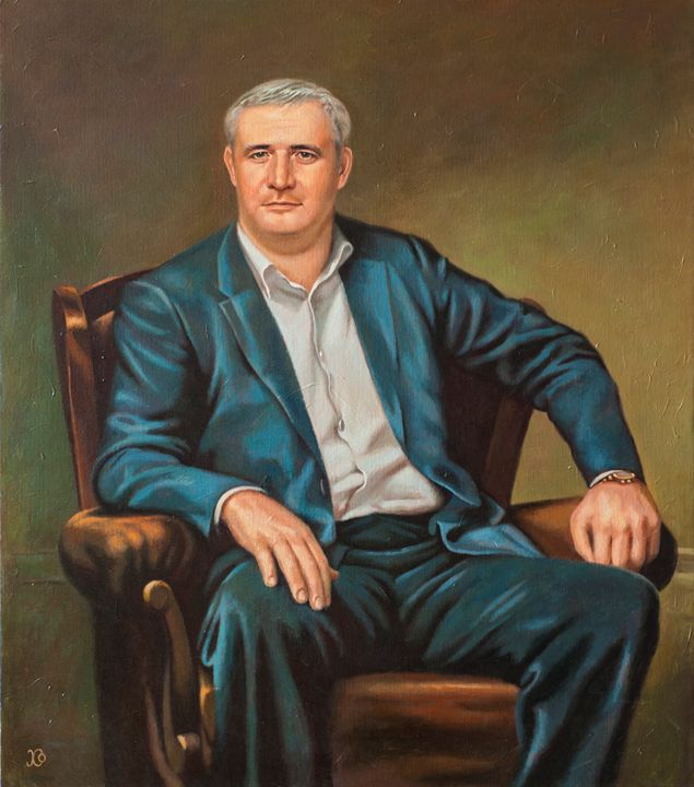 Portrait - Oleg Khoroshilov