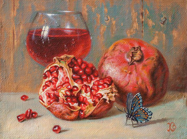 Pomegranate - Oleg Khoroshilov