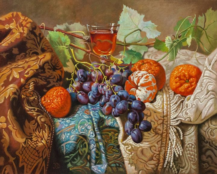 fruits - Oleg Khoroshilov