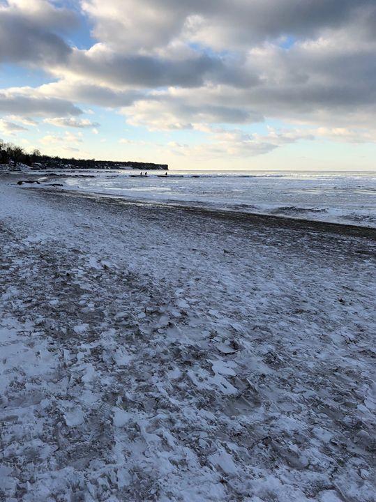Beach Day - Anne Kish