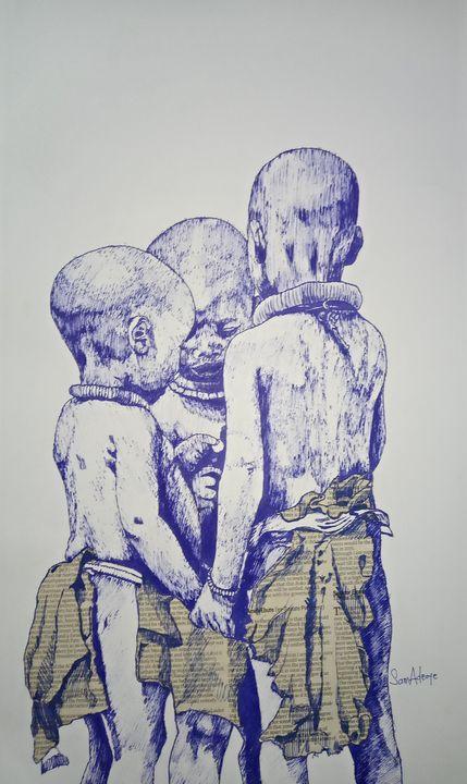 Brotherly Love - Sam Adeoye