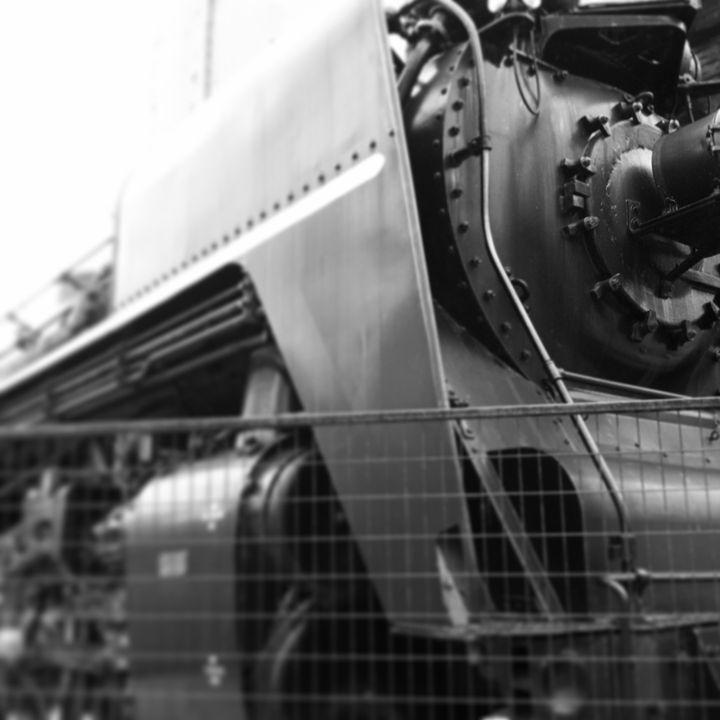 Vintage Locomotive - Kangaroo