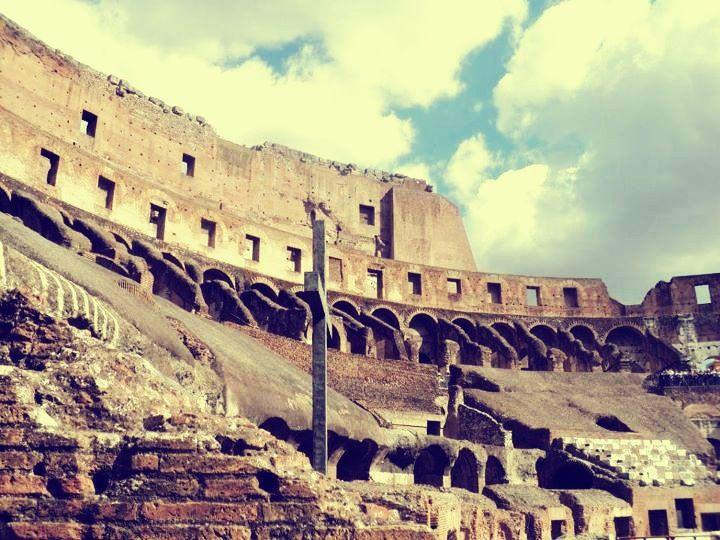 Colosseum - Kangaroo