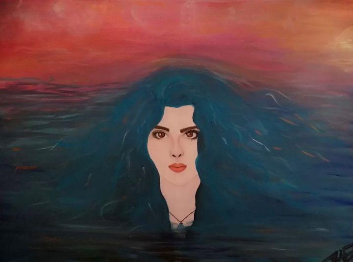 mermaid - Zerlinda