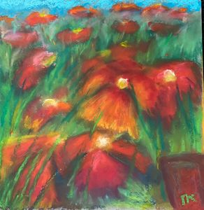Flowers impression