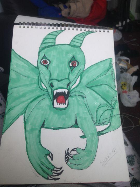 Dragon - Siobhaun Robb