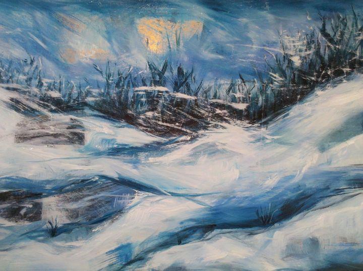 Christmas Eve - Lindsay Marie Watson