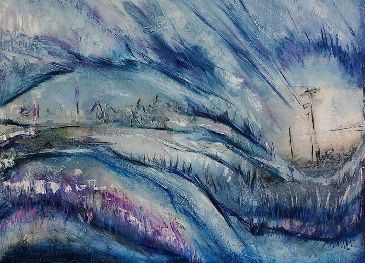 Power Lines - Lindsay Marie Watson