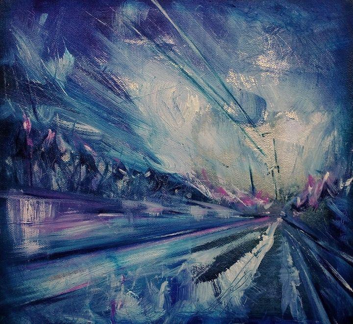 New Year's Eve - Lindsay Marie Watson